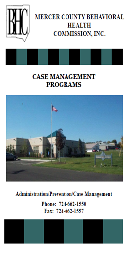 Case Management brochure