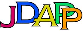 JDAPP logo